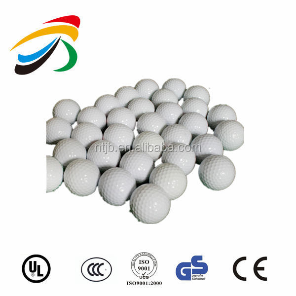 Eco-friendly material floating large practice golf ball
