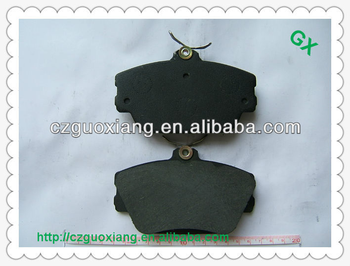 Brake pads D598 for Ford/Mercury/Lincoln Taurus/Thunderbird/Cougar/Sable/Mark VIII/Continental 1993