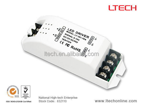 1-10v led driver Driver 0-10v dimmer switch