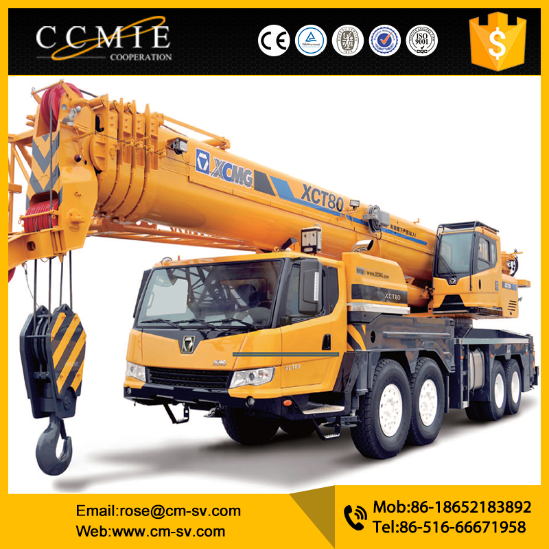 most competitive 1000 ton truck cranes with low price