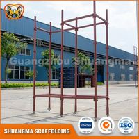 Hot new products steel 195 types of scaffolding system