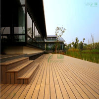 WPC wood polymer decking board