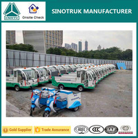 Electric Cargo Truck, Electric Box truck, Electric Transport Vehicles