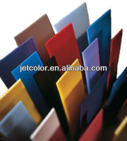 PP hollow plastic sheet