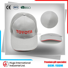 Trade Assurance New Arrival Custom Logo Fitted Net Baseball Cap With Sanwich