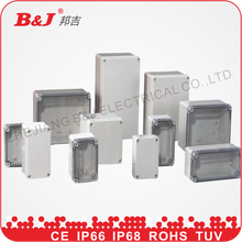 2015 the NEWEST high quality waterproof IP68 ABS plastic junction box