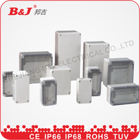 IP68 waterproof ABS plastic junction box