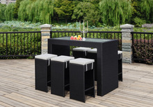 Item No. HB21.9331 rattan outdoor furniture