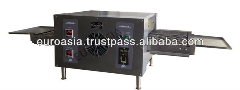OVEN - ELECTRIC PIZZA CONVEYOR OVEN