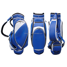 OGL-9152 Genuinel Leather Golf Cart Bag Junior Bags In High quality