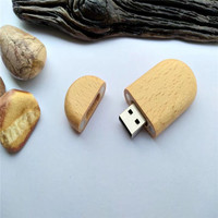 Hot selling high speed bulk 4GB wooden stick usb flash drives with customized logo 1GB, 2GB, 4GB, 8GB, 16GB, 32GB, 64GB, 128GB