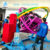 factory price new human gyroscope ride 3d space ring ride for fairground