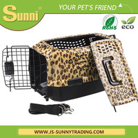 Modern fashion customized pet carrier dog kennel cage