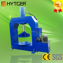 120Ton Hote Sale Forklift Solid Tire Curing Press Machine tire press