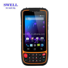 New small size handheld ruggedized smartphone no brand competitive price lf rfid nfc i-safe phone