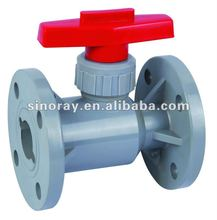 ball valve flange to flange dimensions