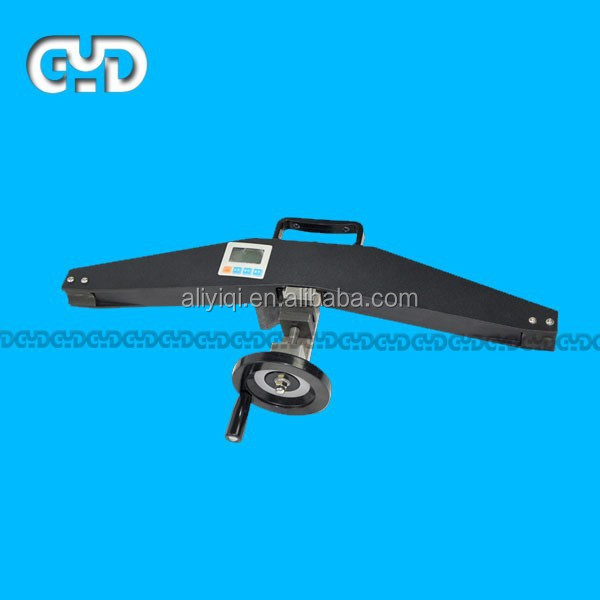 hot sale digital wire screen rope tension meter testing instruments