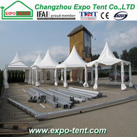 Best quality hotsell hexagon pagoda tents