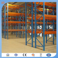 Medium Weight Capacity Pallet Racking systems