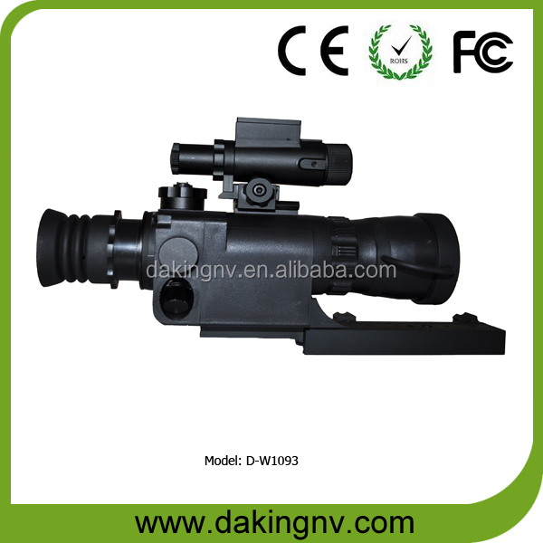 Gen1+ night vision scope for hunting