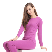 Wholesale cotton Thin Thermal Slimmimg Winter Thermal Underwear suit,long johns