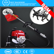 4 stroke gasoline engine weed cutting machine / grass weeding machine