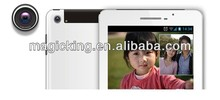 "8"" V819 3Gcheapest quad-core big screen 3g sim card slot tablet pc"