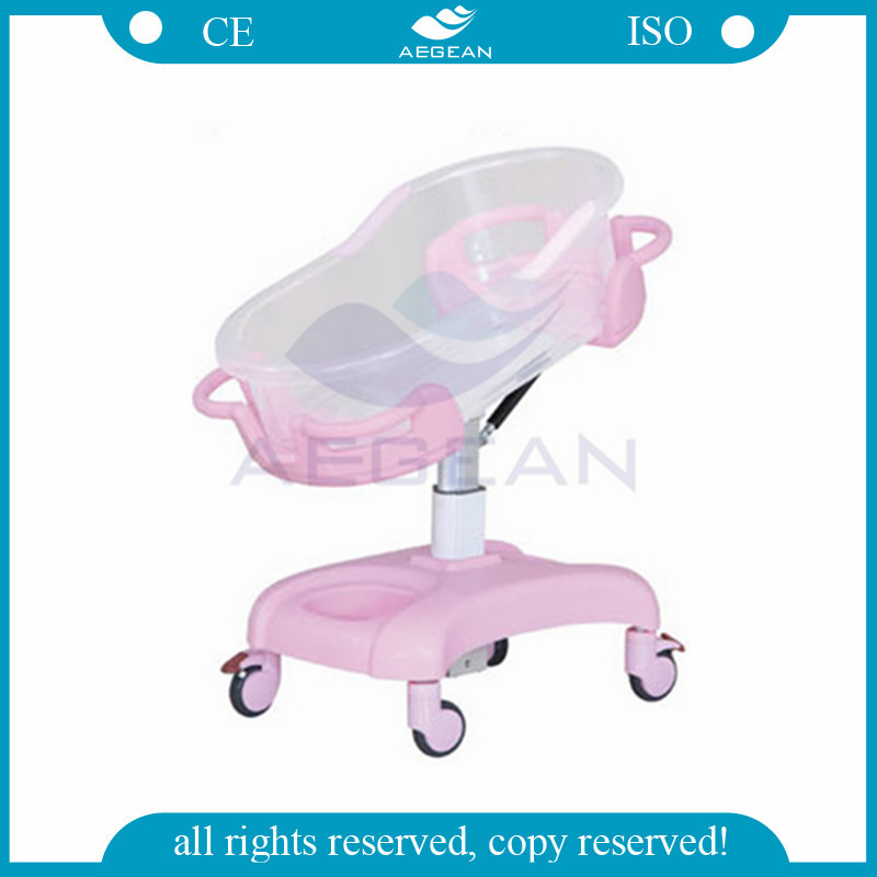 AG-CB011 good quality hospital baby basket