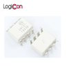 Perfect quality IC 6N137 SMD optocoupler dc input logic gate output through hole installation