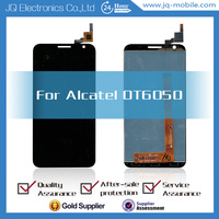 Alibaba wholesale mobile phone spare parts lcd display with touch digitizer assembly for Alcatel 6050