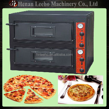 Mini pizza oven 8 personen