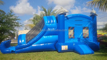 Dolphin Bounce House Slide / Bouncy castle with slide
