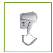 Nice appearance no noise professional wall-Mounted plastic hair dryer FB-315
