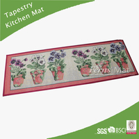 High Quality Tapestry Rubber back Door Mat
