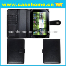 Stand style leather case for blackberry playbook replacement