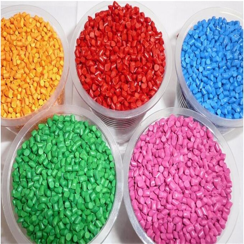ABS plastics granules for injection molding