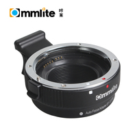 Commlite 1/4 Screw Auto Focus Lens Mount Adapter For Canon EF series Lens / For Canon EOSM Cameras
