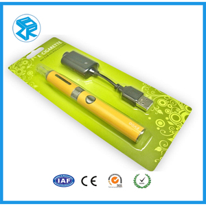 Attractive Packaging Disposable Long Service Life Evod Blister Kit