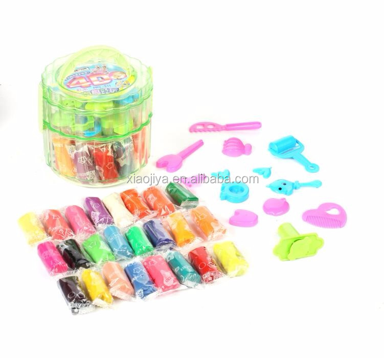 Factory direct sales stationery Top sale kids dough color