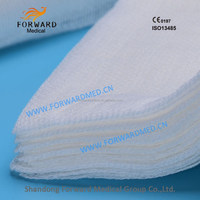 Colored Bandage Medical 100% cotton Gauze