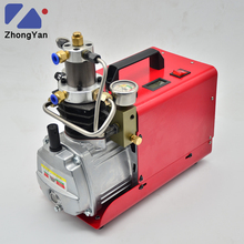 Custom Electric Portable PCP Pump 200Bar 3000 PSI Air Compressor