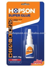 10g Plastic Bottle Super Adhesive Glue
