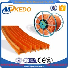 KEDO 4P Crane Safety power rails conductor bus bar