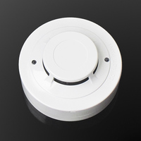 4 wired smoke detector system PW-629