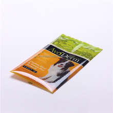 High quality accept custom order plastic pet food packaging bag