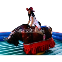 China hot sale rodeo mechanical bull ride price for sale