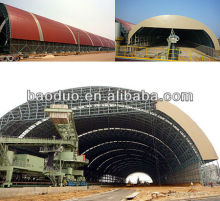 warehouse design light weight dome steel buildings