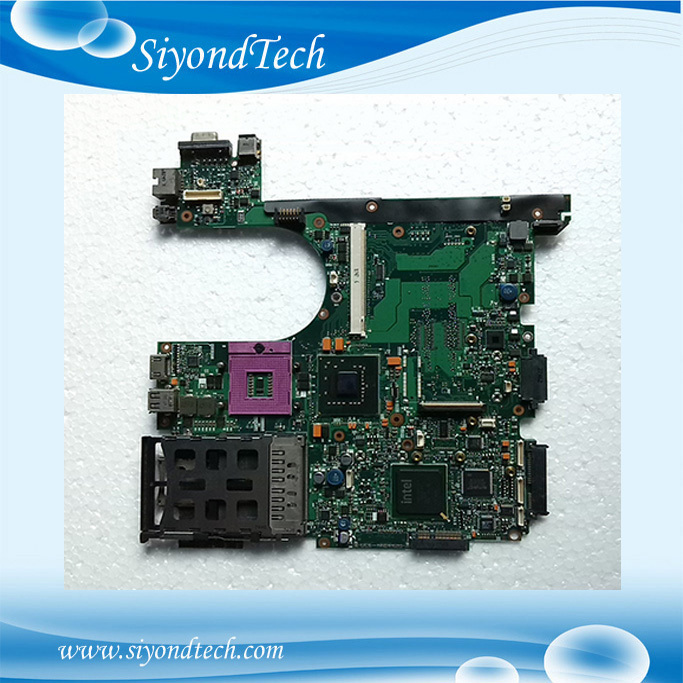 Original Laptop Motherboard For HP 8510W 8510P Mainboard