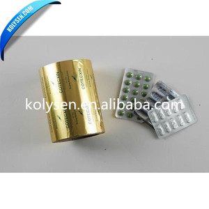 Blister Packaging Foils for Pharma Packaging