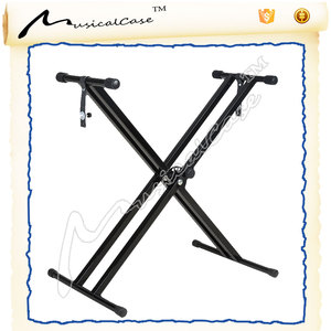On-Stage digital custom adjustable compter Keyboard Stand Sustain Pedal Package
